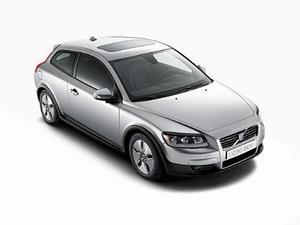 Volvo C30 BEV har en räckvidd om max 15 mil. Med dagens priser på batterier och elteknik, skulle den kosta över 400 000 kr om Volvo satte den i produktion.