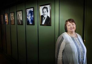 Det politiska klimatet har hårdnat, anser kommunalrådet AnnSofie Andersson (S), men än så länge uppvägs de sämre sidorna av det som är intressant och roligt i uppdraget.