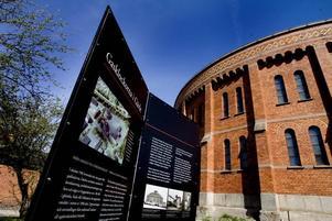 Under de närmaste åren ska kulturhistoriska miljöer och byggnader i Gävle förses med skyltar. Gasklockorna är först ut i projektet som sedan kan gå vidare med Högskolan i Gävle och stadsdelen Sätra.