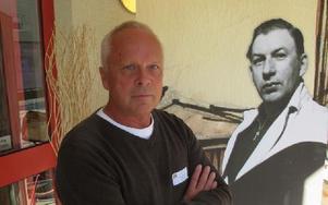 """Lars """"Melis"""" Melander är 2013 års Johan Ahlbäckpristagare. Foto: Ulf Lundén"""