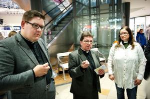 Svenska kyrkan ser Kupolen som en kompletterande mötesplats till den befintliga verksamheten.