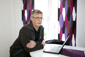 Kjell Bildé har snart gått igenom 1 700 lägenheter i Kramfors.