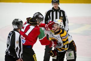 Modo gjorde upp med Skellefteå i slutspelet.