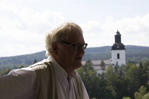 Jonas Sima, sekreterare i Hälsinge Akademi.