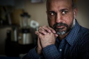 Faisal tog aldrig tåget från Falun, nu väntar han på beslut från Migrationsöverdomstolen.
