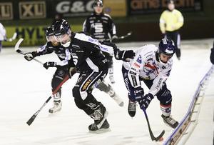 Mattais Hammarström och Edsbyn fick inte ut mycket av allt slit – förrän på slutet.