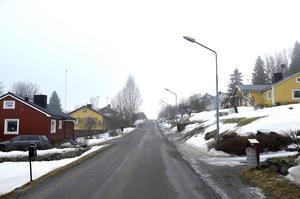 Villavägen.