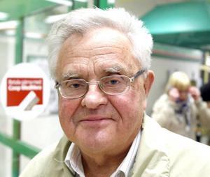 Bertil Brundell, 68 år, pensionär, Gävle:– Definitivt. Gerda är bra reklam för Gävle och det handlar om ganska lite pengar för kommunen i förhållande till vad allt annat kostar. Hon gör Gävle känt.