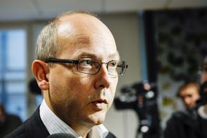 Martin Andersson, Finansinspektionens generaldirektör.
