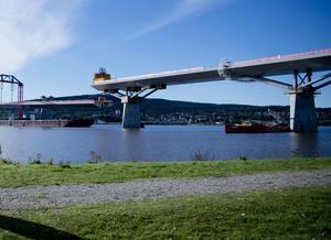 Drömläget för den nya musikfestivalen är vid Sundsvallsbrons norra sida i Skönsberg.