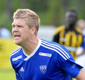 Robban Bronegård sätter punkt – igen.