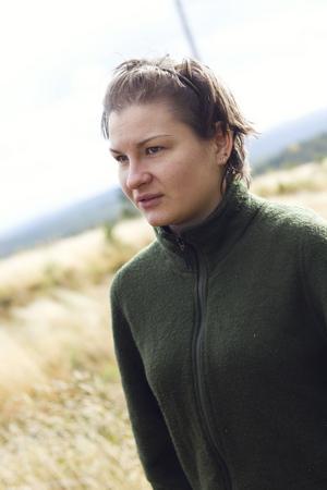 Cecilia Dahlgren är en av arrangörerna från Mora Rollspelsklubb och var nöjd med utvecklingen.