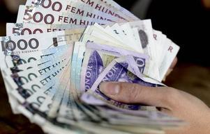 600 000 kronor vill Skatteverket ha av mannens nu frysta tillgångar.