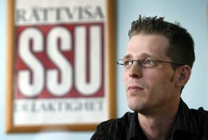Kevin Seminger sitter kvar som kassör i SSU Västernorrland.