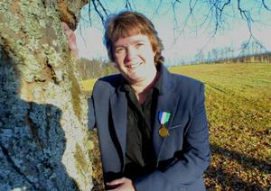 Marie Stensby, riksspelman och Sverigedemokrat, tycker att svenska skattepengar ska gå till svensk kultur och inget annat.