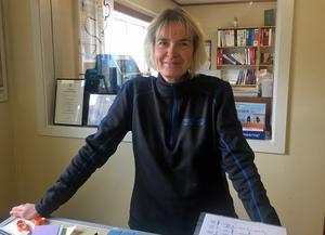 Tina Viberg är övertygad om att företaget dubblar sin omsättning för tredje året i rad.