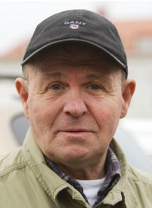 Stig Hägglund, Hudiksvall:– Det är väl bra, jag är inte på stan så ofta. Fast lite krångligt är det, till exempel med genomfarten där.