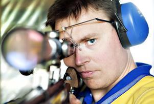 Förra VM tog Martinsson tre medaljer på tre dagar.