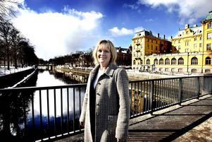 16. Infrastrukturminister Ulrica Messing