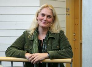 Karin Axelsson. FOTO: JAN GUSTAFSSON