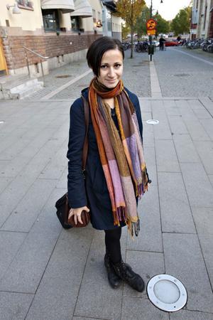 Sara Sharifpaur är 23 år och studerar i Stockholm. – Jag har min bas här i Gävle, min familj bor här och nu ska jag fira min storasyster som fyller år.