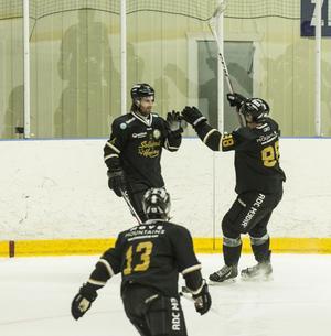 Sollefteå har dock inte förlorat under ordinarie matchtid den här säsongen. Foto: Stefan Sundkvist/arkiv