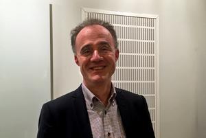 Krister Svensson, har valts till ny ordförande för Kristdemokraterna i Borlänge.