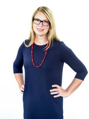 Therese Hasselryd, journalist på Sundsvalls Tidning.