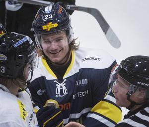 Filip Myhrman, här i Sundsvall Hockey.