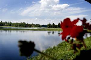 vackert.  Neda och LRF Gävleborg undersöker just nu vad som skulle kunna locka fler utländska turister till Gysinge och övriga trakter kring Nedre Dalälven. För här finns ju egentligen allt som de letar efter: vacker natur, forsande vattendrag och en levande landsbygd.