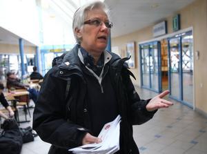 Åsa Lindestam (S) anser att det den uteblivna tågturen är ett slag mot Norrlands utveckling.