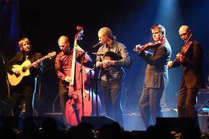 Baltic Crossing. Spelar i Gävle konserthus i kväll.