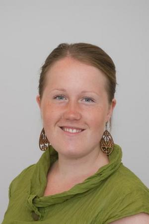 Jenny Stern, doktorand Uppsala universitet.