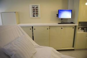 Det blev ett positivt bemöttande när Christina skulle besöka vårdcentralen, skriver hon.