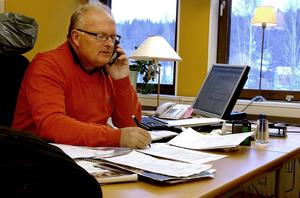 Ånges kommunalråd Sten-Ove Danielsson (S) är kritisk till vad han kallar för en