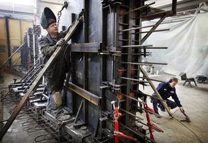 Arkivbild: Attacus köper Hammerdals betongindustri och nyanställer 30 medarbetare.