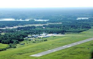 Rörbergs flygplats.
