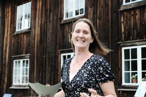Ulrika Norlund från Söderala tog hem segern i den professionella klassen.