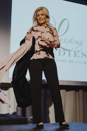 Nancy & Samuelsson visade upp höstens mode.