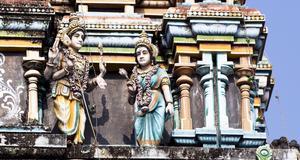 Kolchi i Kerala bjuder på färgrika tempel, klassisk dans - och nu även en konstbiennal.