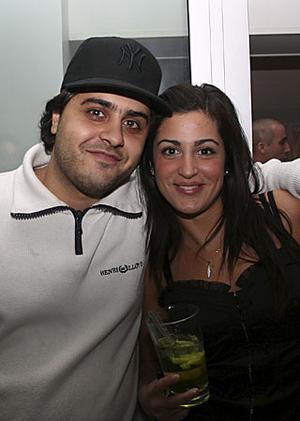Pluto. Mohammad och Angelina