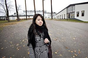 Här på Murgårdsskolan gick Felicia Liu i sex år. Under alla de åren kände hon sig mobbad av tre killar i klassen och utfryst av övriga skolkamrater.– Att vara mobbad kan få två effekter, antingen brakar man ihop eller så gör det en starkare.