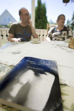Det tog ungefär två år för Anna Sandström att skriva sin bok.