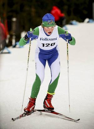 Bäste länsgrabb var Måns Ohlsson. En tolfteplats i H16 var helt okej, även om han själv anser att tekniska sprintbanor inte passar honom.