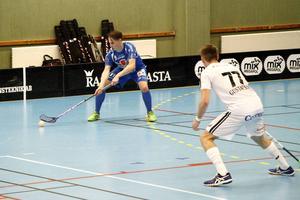 Jonatan Hedström spelade sin första innebandymatch på 448 dagar när GGIK föll hemma på Träffen mot Linköping med 8–1.