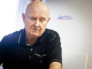 Gösta Lööf har levt med pingisen hela sitt liv.