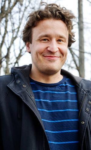 Markus Bohman har övernattat i prästgården i Borgvattnet en gång tidigare och upplevde starkt obehag i ett av husets rum.