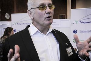 Ulf Marcusson, arbetsförmedlare i Söderhamn.