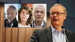 Det finns indikationer på att oppositionsrådet Mikael Rosén (M) varit inblandad i tre toppchefers avhopp. Det handlar om ledningsförvaltningens chef Inger Klangebo, kommunikationschefen Niklas Lind och personalchefen Richard Mårtensson.