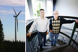 Vindkraftfrågan splittrar Alliansen. Centern tänker aldrig mer förhandla bort vindkraften i Moskogen medan Moderaterna vill stoppa en vindkraftpark.